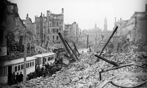 Why Dresden's History is Dreadful