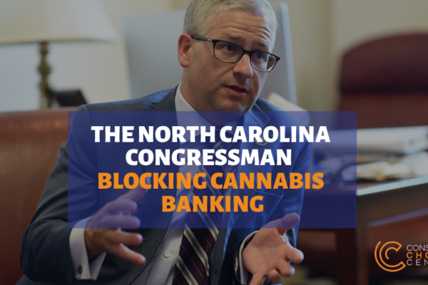 A North Carolina Republican is singlehandedly blocking progress on cannabis banking