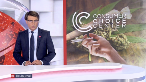 Consumer Choice Center promotes smart legalization of cannabis in Luxembourg