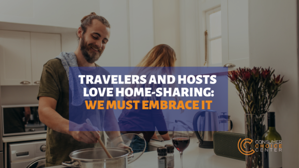 Travelers and hosts love homesharing: We must embrace it