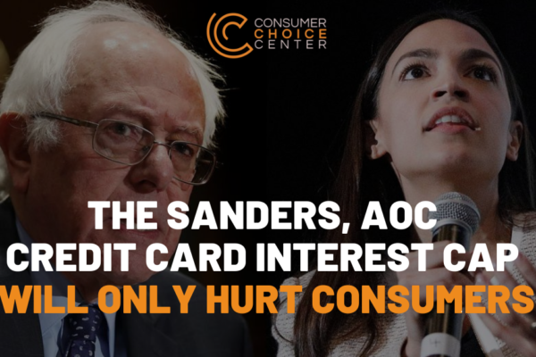Ocasio-Cortez teams up with Bernie Sanders to introduce bill capping 'outrageously high' credit card interest rates