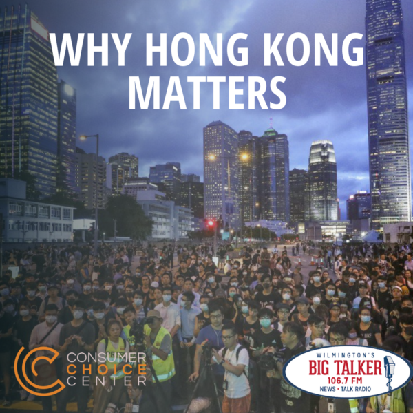 Why Hong Kong Matters