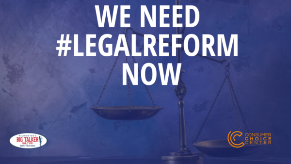 Why We Need Legal Reform Now