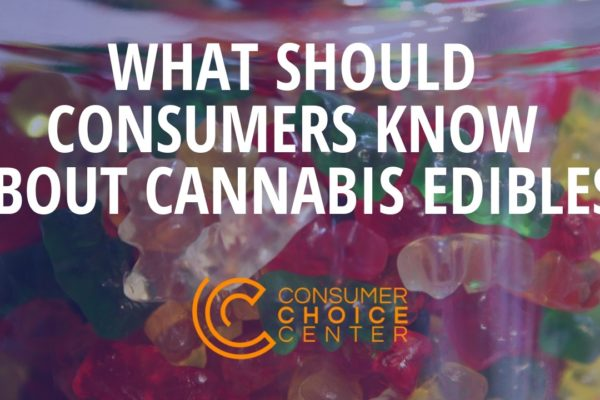 What should consumers know about cannabis edibles?