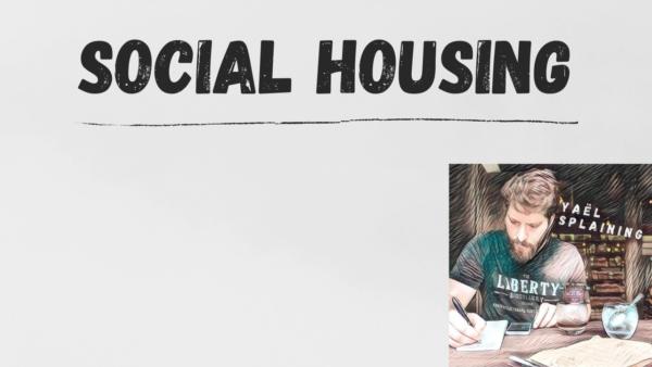1: Social Housing