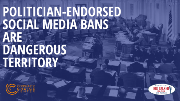 Politician Endorsed Social Media Bans Are Dangerous Territory