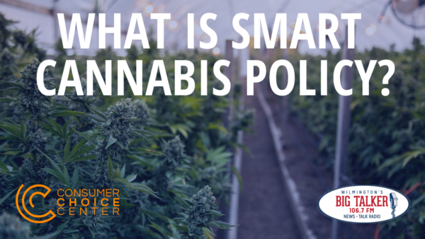 What is Smart Cannabis Policy?