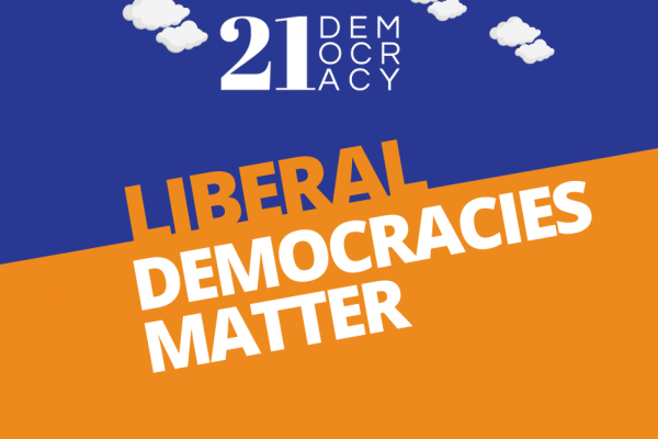 Consumer Choice Radio and the Launch of 21Democracy