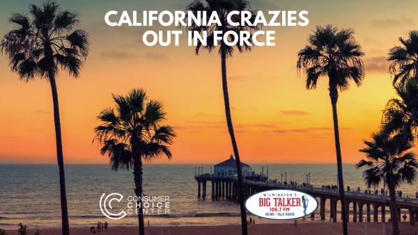 Yaël on Joe Catenacci Show: California Crazies, Launch of CC Radio, and more (10. Jan 2020)