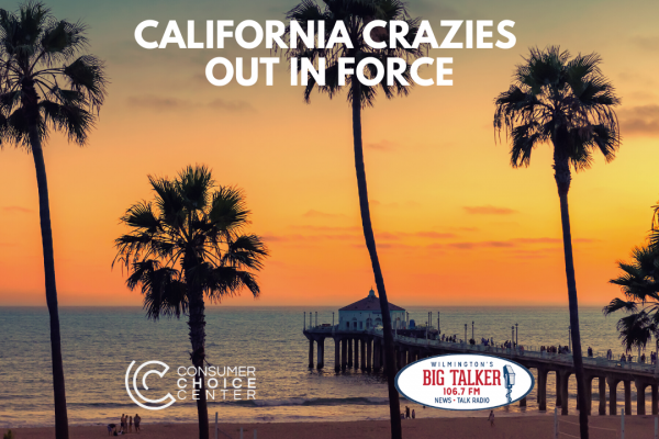 Yaël on Joe Catenacci Show: California Crazies, Launch of CC Radio, and more (10. Jan 2020)