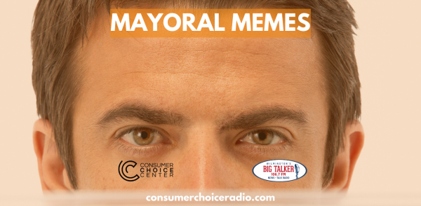 Mayoral Memes – Consumer Choice Radio (15. Feb. 2020)