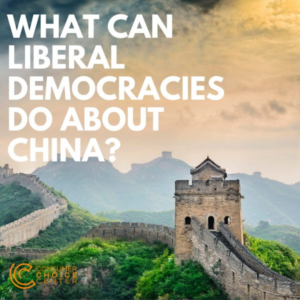 What can liberal democracies do about China?