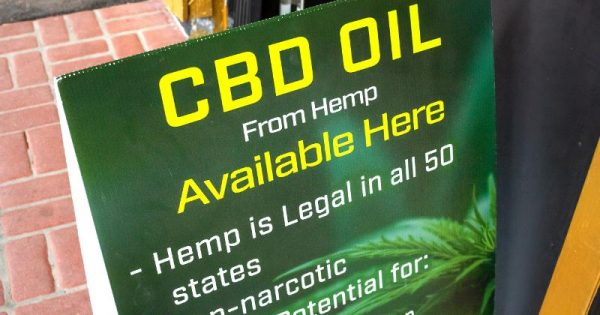 A Push for Smart Regulation of CBD