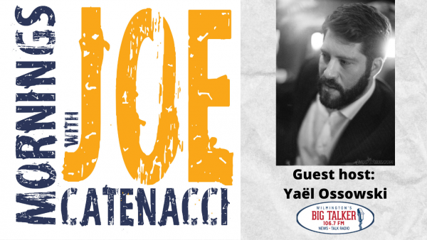 Yaël Ossowski guest-hosts Mornings with Joe Catenacci: March 13, 2020