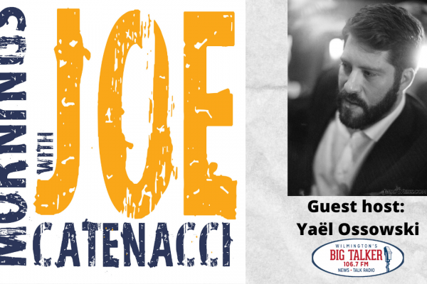 Yaël on Joe Catenacci Show: Can we go out now? And Netflix shows and science