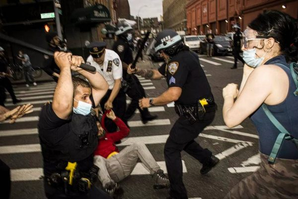 America loves lawsuits. So why can't you sue a cop for excessive force?