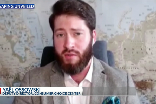 Interview on Savannah TV: Vaping Tax Hurts Poor Consumers