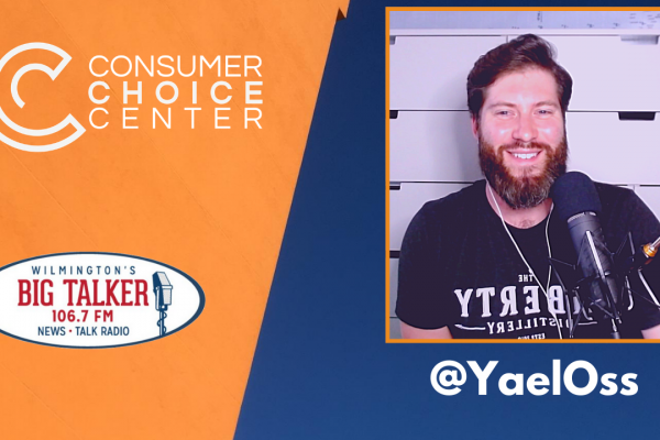 Yaël on Joe Catenacci Show: BBQ Cancel Culture, COVID liability shield, Fate of Small Businesses