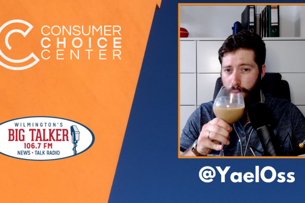 Yaël on Joe Catenacci Show: The Escape Home, Cali pushes out Uber/Lyft, and Euro AC