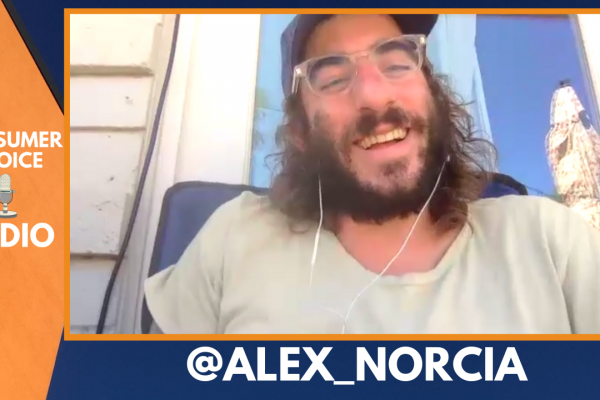 Consumer Choice Radio EP35: Alex Norcia on vaping, black markets, cannabis, future of journalism