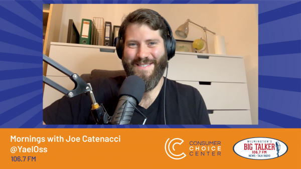 Civil discourse, WHO and Lockdowns, Health Insurance and Your Job | Yaël Ossowski on Joe Catenacci Show