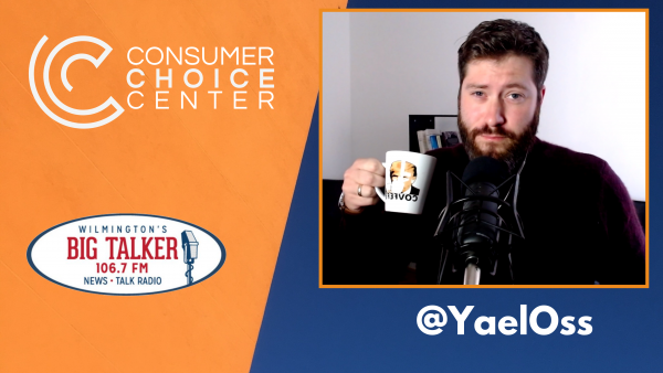 Sweater weather, impact of worldwide lockdowns, vape index | Yaël Ossowski on Joe Catenacci Show