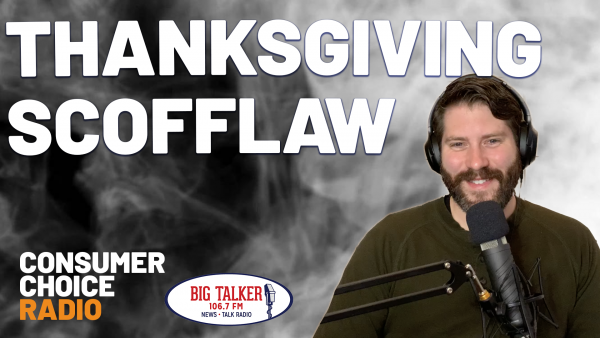Cops called on me for smoking a turkey: Thanksgiving Scofflaw