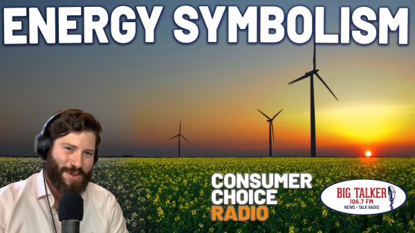 Energy Symbolism, Keystone pipeline, Back in WHO, and Executive Orders (Yaël on Joe Catenacci Show)