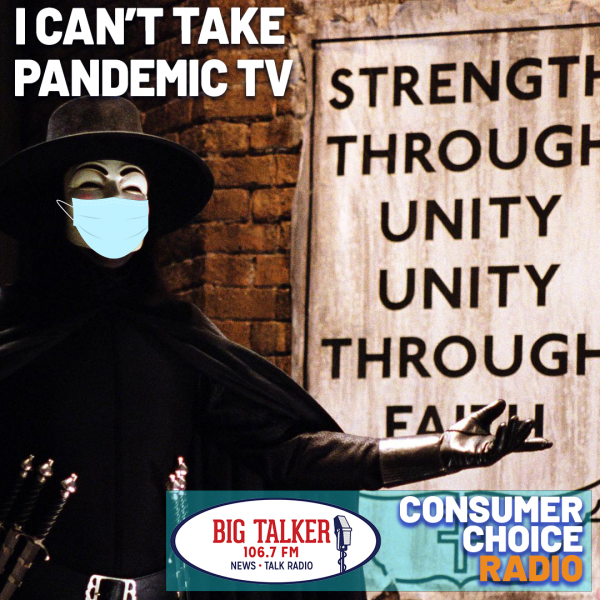 I Can't Take Pandemic TV Anymore | Yaël on the Joe Catenacci Show Big Talker 106.7FM