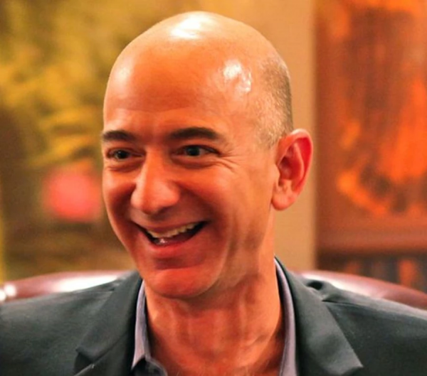 Why Jeff Bezos's Consumer Revolution Is a True American Success Story
