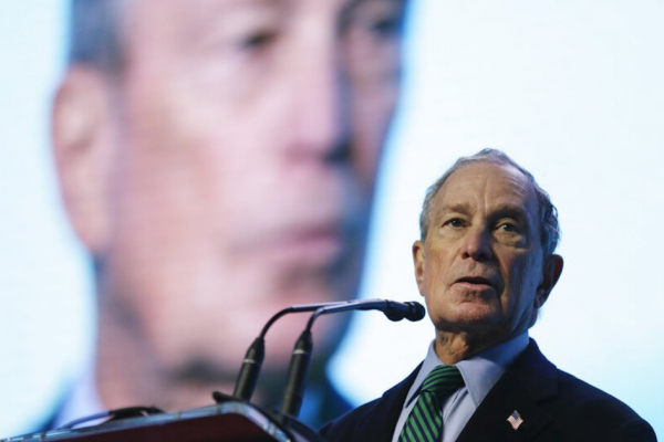 Michael Bloomberg propels the WHO's nanny state mission creep