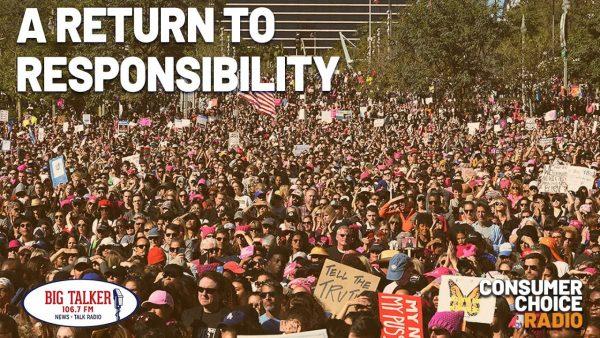 A Return to Responsibility | Yaël on Joe Catenacci Show
