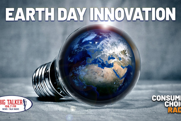 Earth Day Innovation (Yaël on Big Talker FM with Joe Catenacci)