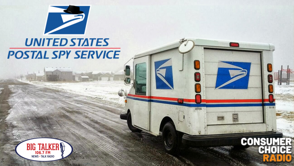 United States Postal Spy Service, TRIPS Waiver, and more (Yaël on Big Talker FM w/ Joe Catenacci)