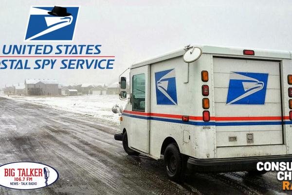United States Postal Spy Service, TRIPS Waiver, and more (Yaël on Big Talker FM w/ Joe Catenacci)