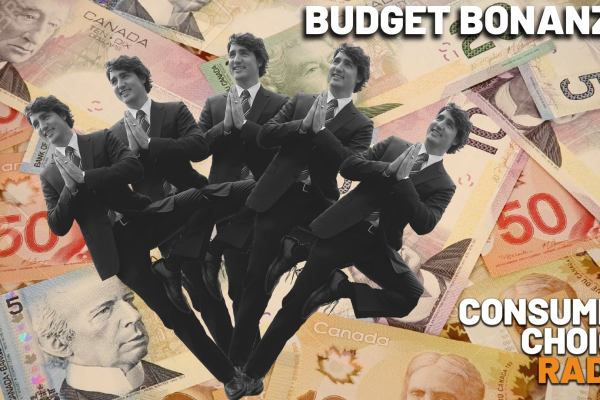 Consumer Choice Radio EP68: Budget Bonanza (w/ Franco Terrazzano)