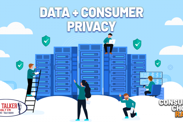 Data and Consumer Privacy, Politicization of Everything, and Love for Florida (Yaël on Big Talker FM's Joe Catenacci Show)