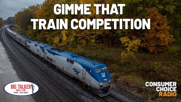 Gimme that Train Competition (Yaël on Joe Catenacci Show  – Big Talker FM)