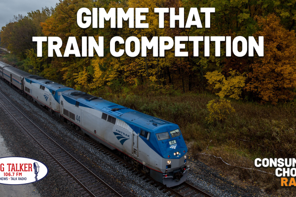 Gimme that Train Competition (Yaël on Joe Catenacci Show  – Big Talker FM)