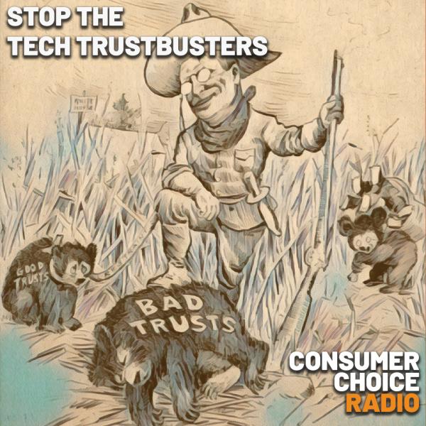 Stop the Tech Trustbusters, debating critical race theory, and Bitcoin in El Salvador | Yaël on Joe Catenacci Show Big Talker 106.7FM