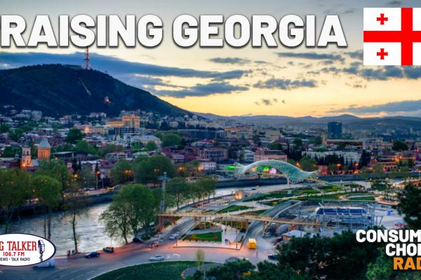 Praising the Republic of Georgia | Yaël on Big Talker FM