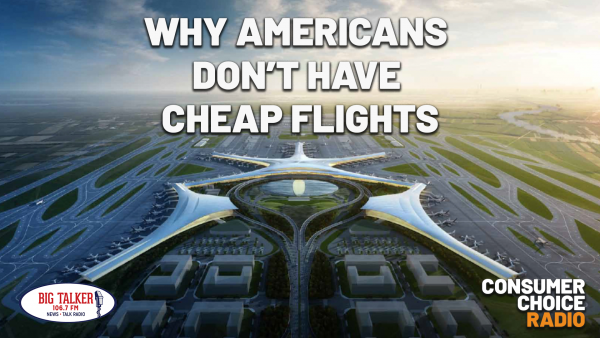 Why Americans Don't Have Cheap Flights