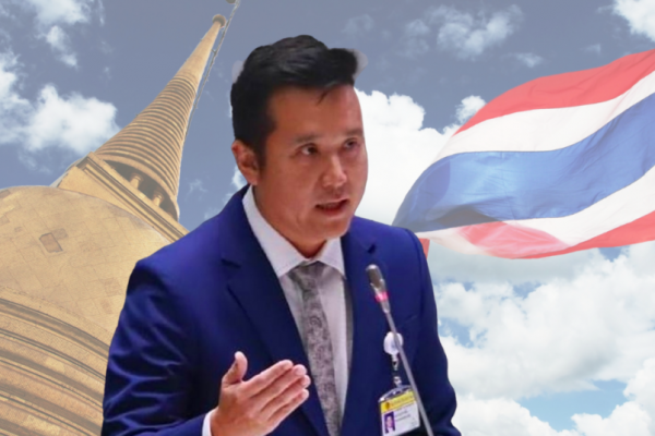 The Digital Economy Minister Crusading to Legalize Vaping in Thailand